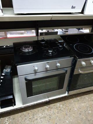 horno y encimera independiente