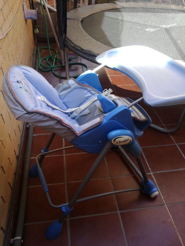 Trona bebé confort omega