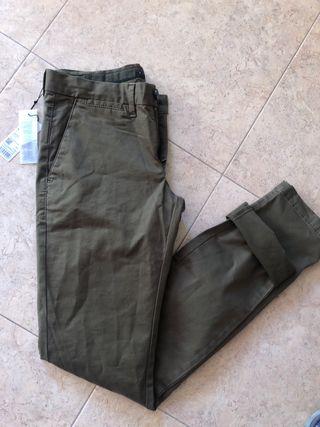 Pantalón marca Sisley36