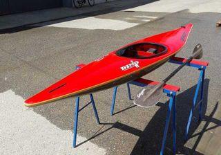 Kayak infantil DINO marca Galasport