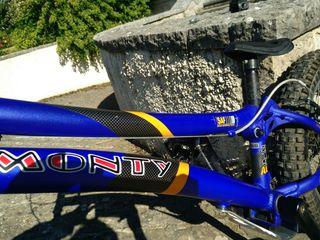 Monty 219 Alp aluminio