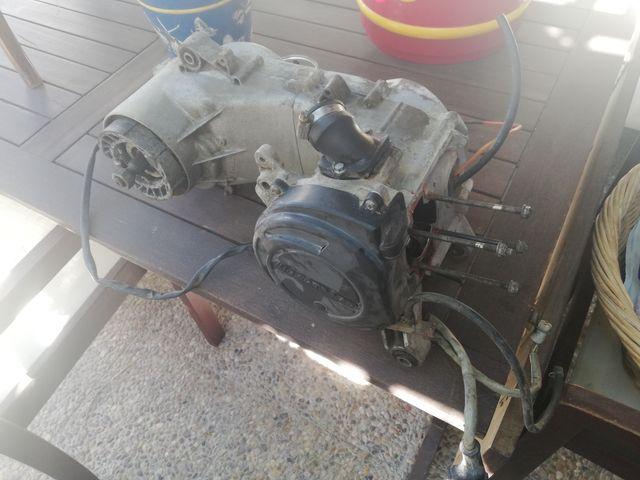 Motor zip agua