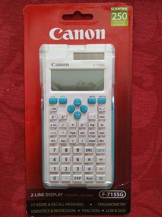 Calculadora científica Canon