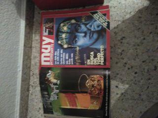 """Revistas """"Muy Interesante"""""""
