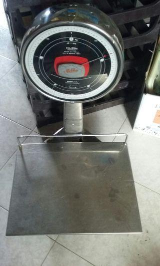 Balanza mecanica inox