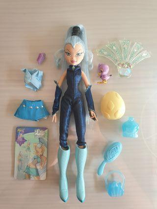 Muñeca Winx Icy Mattel Incompleta