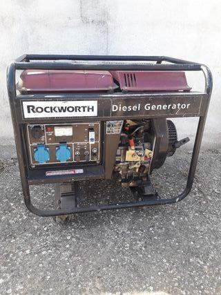 Generador Diesel 5.000w