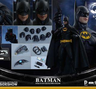 Hot toys Batman returns