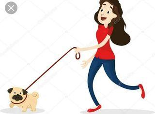 paseadora de perros melilla