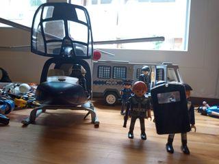 Set policía playmobil