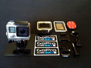 goPro Hero 4 (Silver)