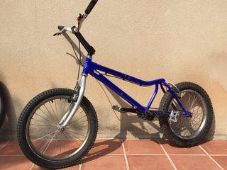Bici trial Monty X-Lite 221