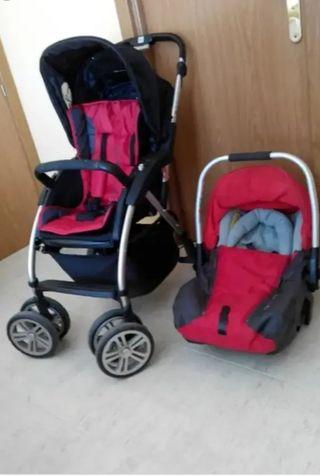 Silla paseo y maxi cosi casualplay / carro bebe