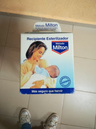 esterilizador Milton