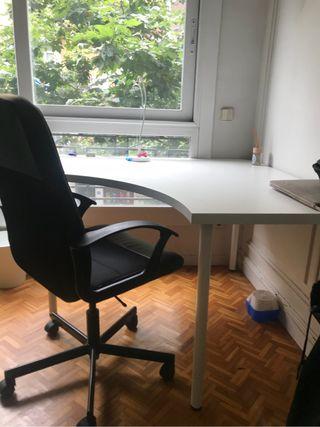 Escritorio silla