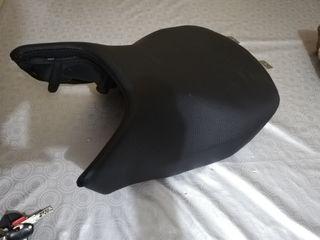 asiento benelli trk 502