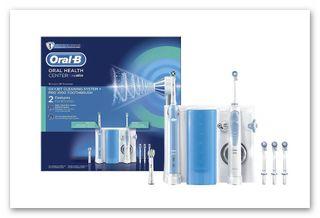 Estación cuidado bucal + irrigador Oral-B