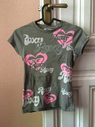 Camiseta Roxy niña