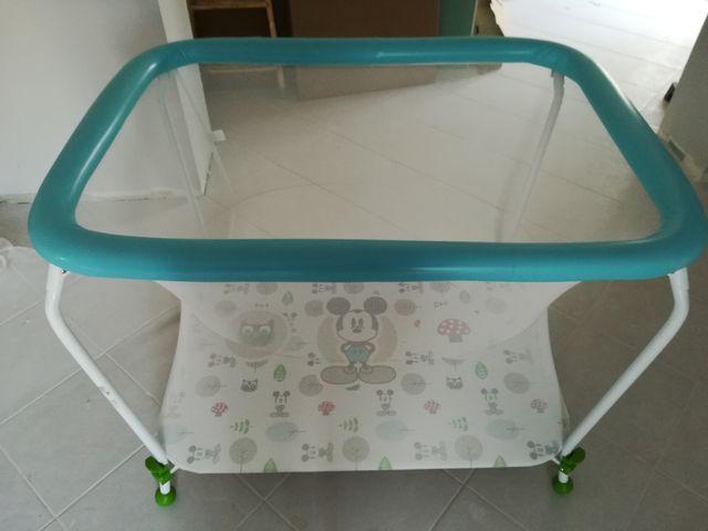 parque de bebé