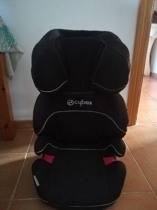 silla coche grupo 3