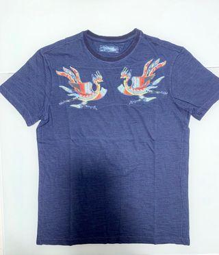 Camiseta Desigual dibujos chinos SIN ESTRENAR
