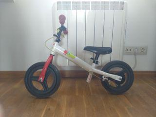 Bicicleta infantil sin pedales Btwin