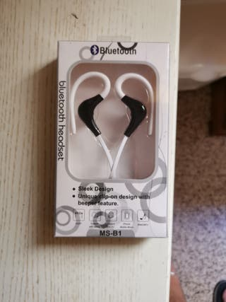 ¡Ocasión! auriculares WiFi Bluetooth