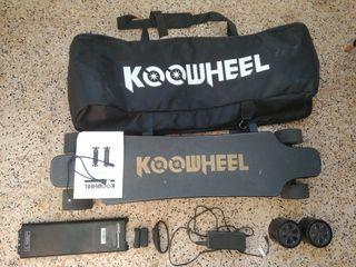Koowheel monopatín eléctrico