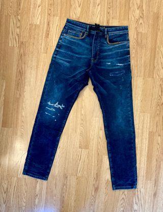 Jeans Desigual hombre elásticos SIN ESTRENAR