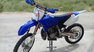 Moto de cross yamaha yz 250 2t 2008