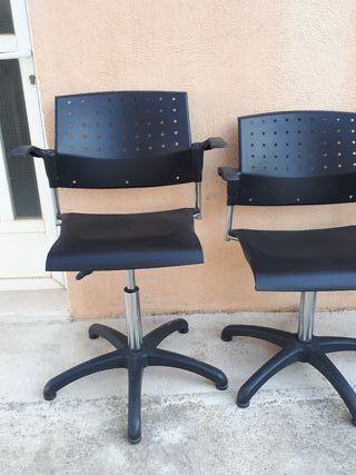 silla para escritorio, sólo quedan 2.