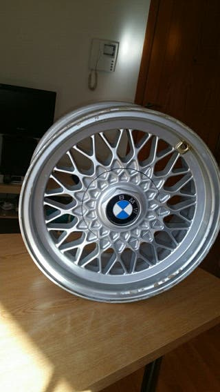 Llantas BMW 7x15 et20