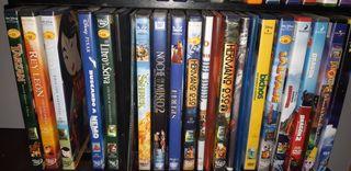Película DVD- varios títulos