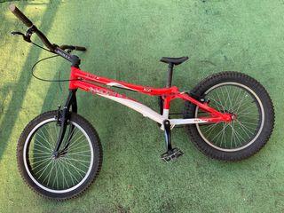 Bici de trial Monty 219