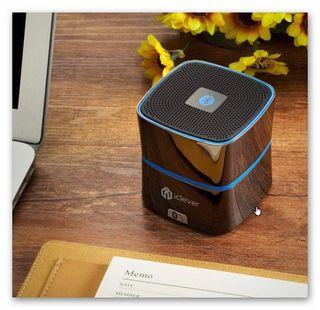 Altavoz bluetooth iClever portable 5W