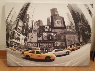 Cuadro Nueva York 80x60