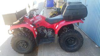 Yamaha Grizzly 350