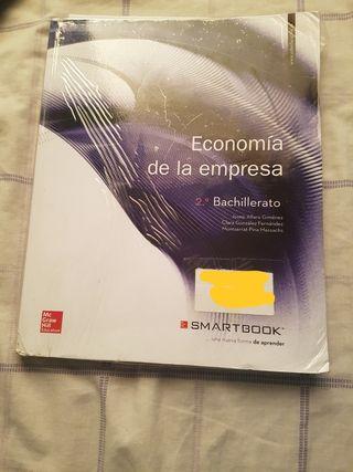 Libro de Economía Segundo Bachillerato