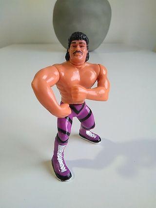 Figura WWF vintage. Hasbro