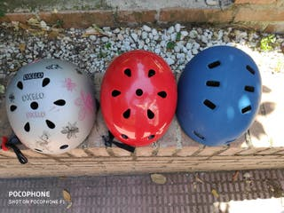 Pack cascos Oxelo