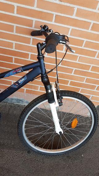 bicicleta mountan bike 22 pulgadas