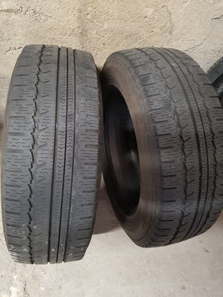 2 ruedas de invierno