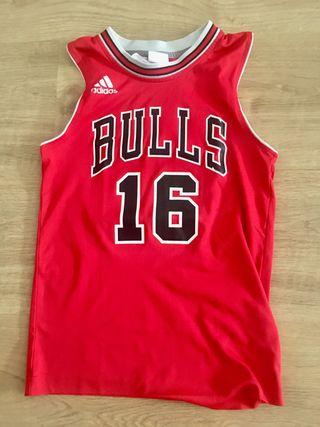 Camiseta Gasol Chicago Bulls