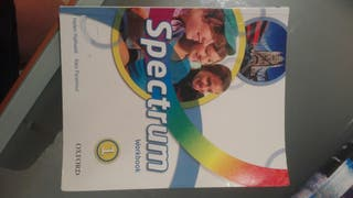 Workbook inglés 1 ESO