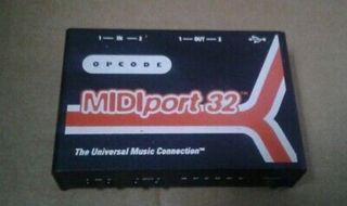 MIDIport 32
