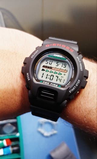 Casio G-Shock 6600