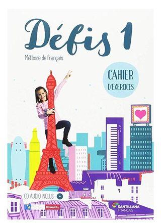 Défis 1 méthode de français