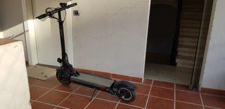 patinete eléctrico Joyor Y5s en garantía