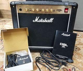 Marshall DSL5C - Amplificador guitarra combo 5w 1