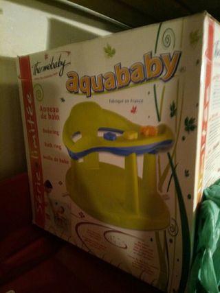 asiento bañera.bebé